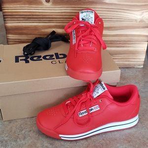 NWB REEBOK Princess Casual Sneakers